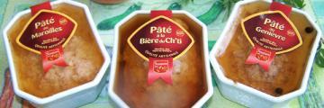 Pâté à la bière du Ch'ti